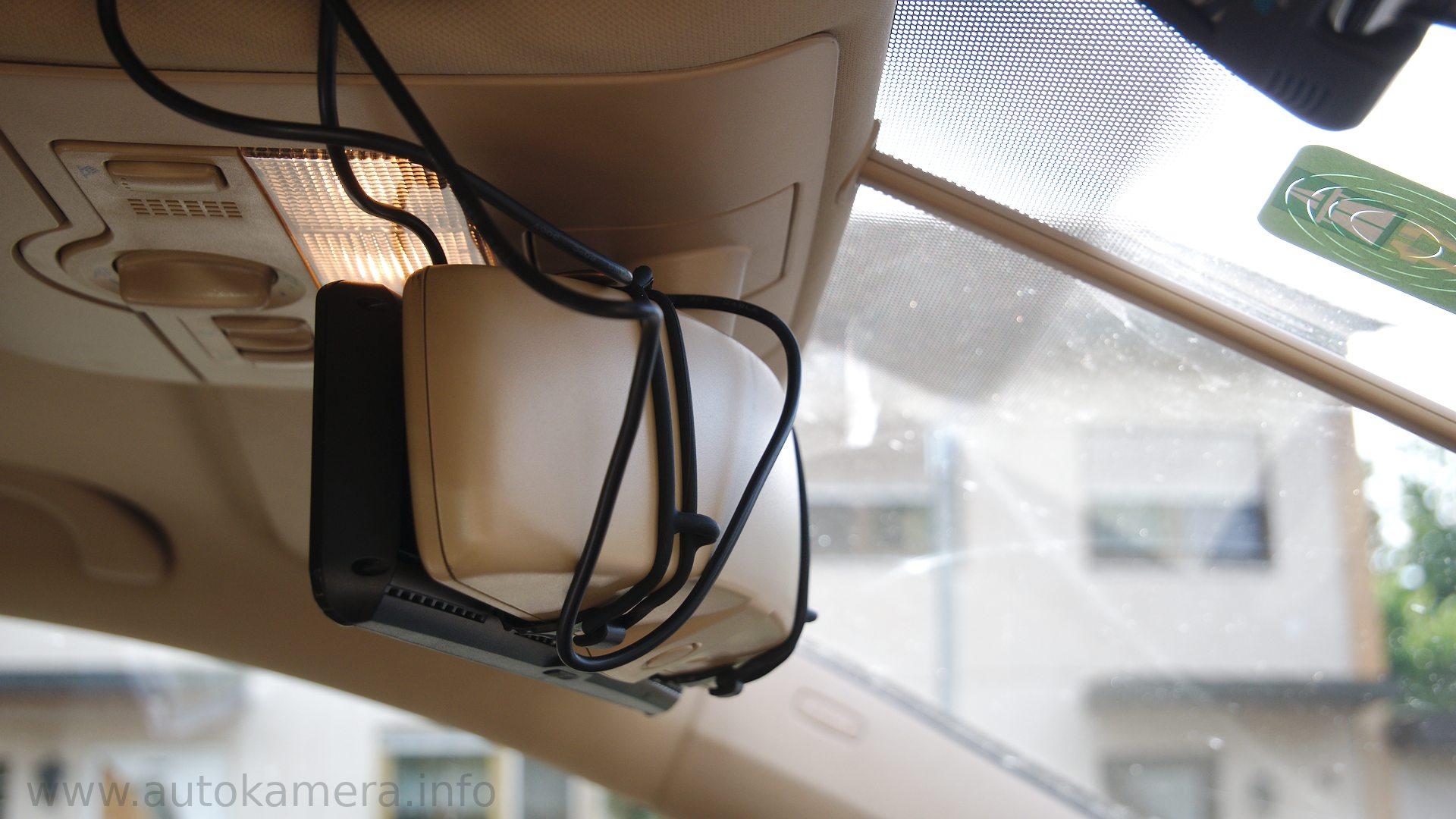 tipps zur montage bei autokameras und dashcams auto kamera. Black Bedroom Furniture Sets. Home Design Ideas