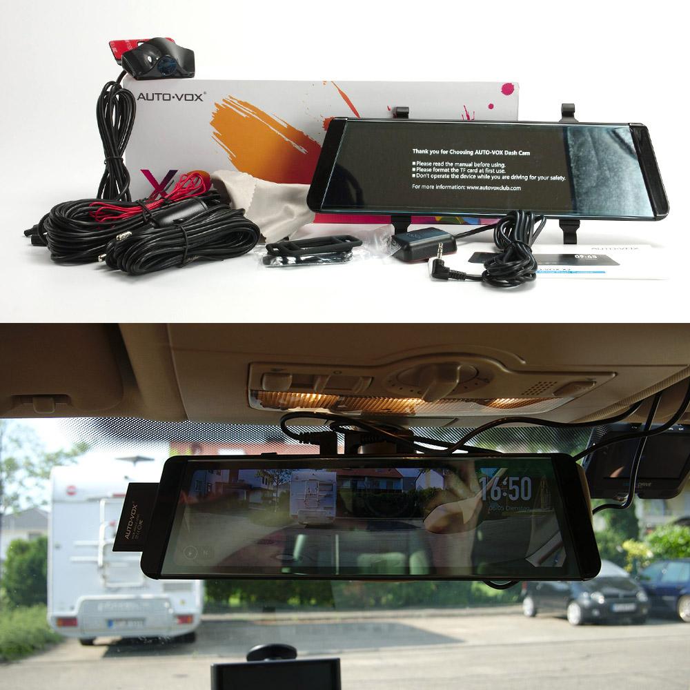 auto vox x2 im test dashcam autokamera in form eines